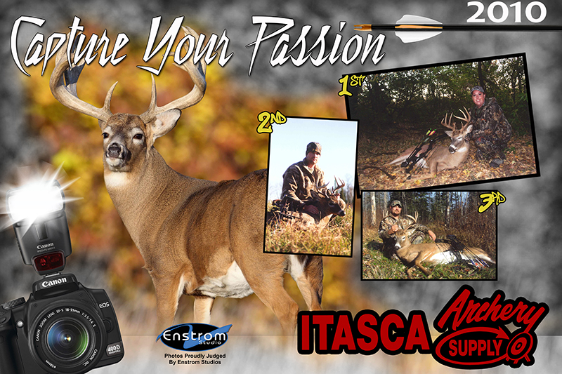Itasca Archery Poster 2010