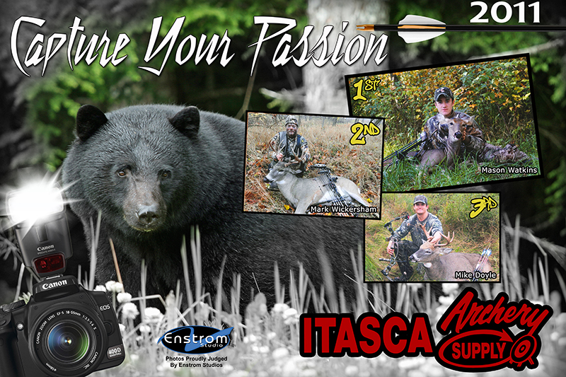 Itasca Archery Poster 2011